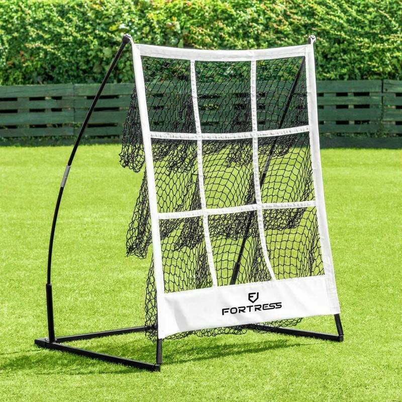 FORTRESS Baseball Portable Pitchers Pocket | Pitching Target | Net World Sports