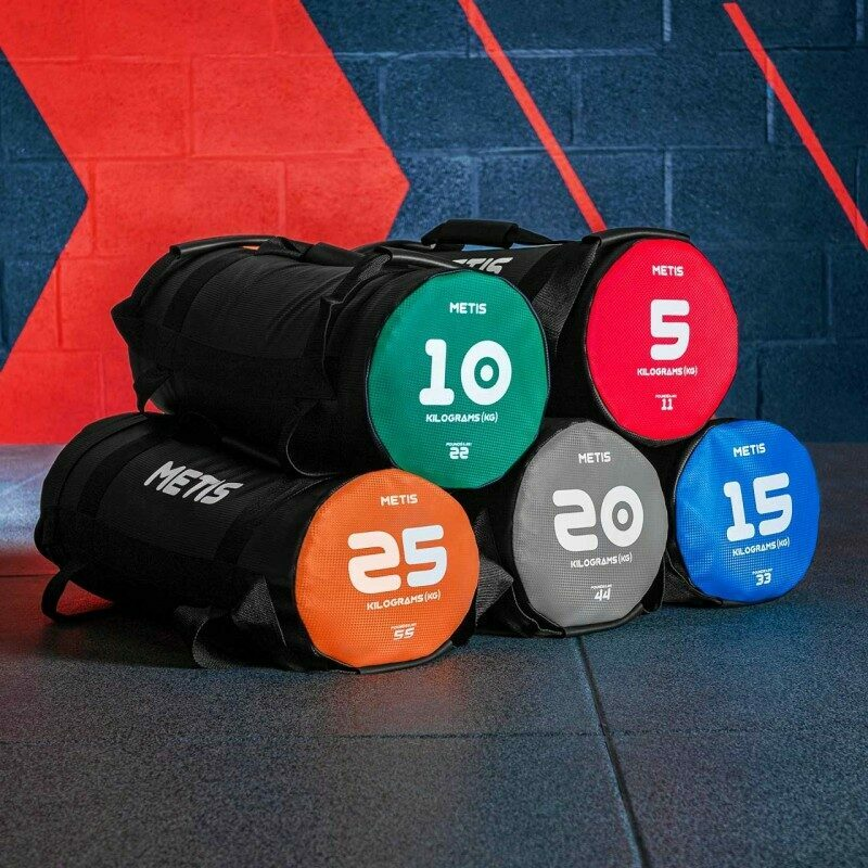 Metis Power Bags For Gyms & Home Workouts | Net World Sports