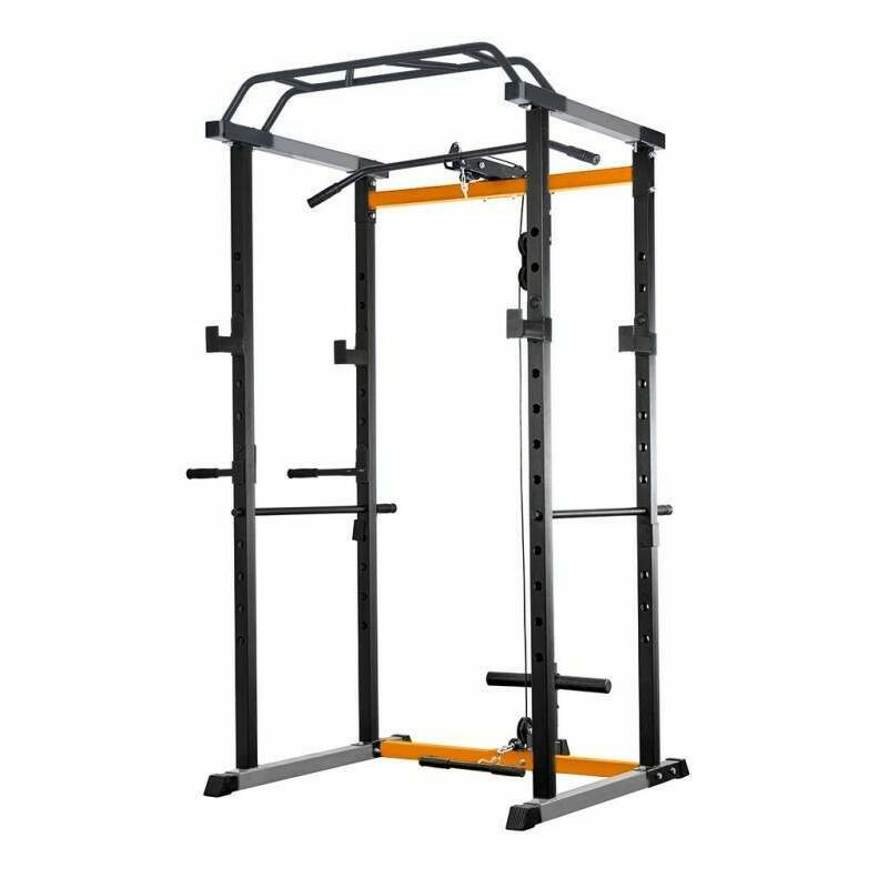 METIS Power Cage | Squat Rack | Net World Sports
