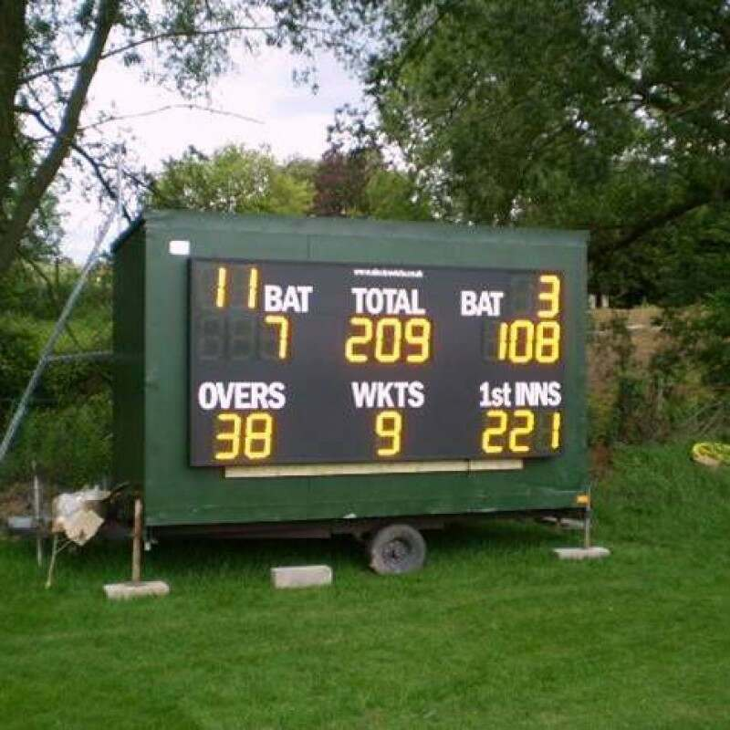 Premier Electronic Cricket Scoreboard [Batsman ID] | Net World Sports