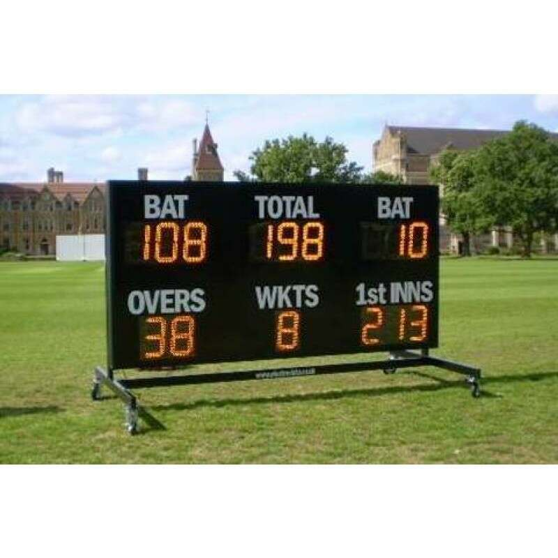 Premier Electronic Cricket Scoreboard | Net World Sports