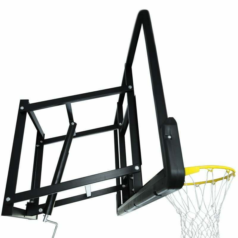 Forza Basketball Hoop Wall Mounted Net World Sports