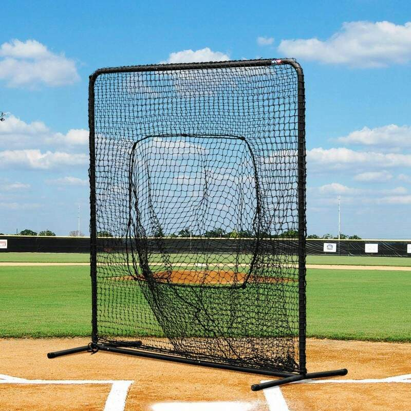 Baseball Sock Net And Frame