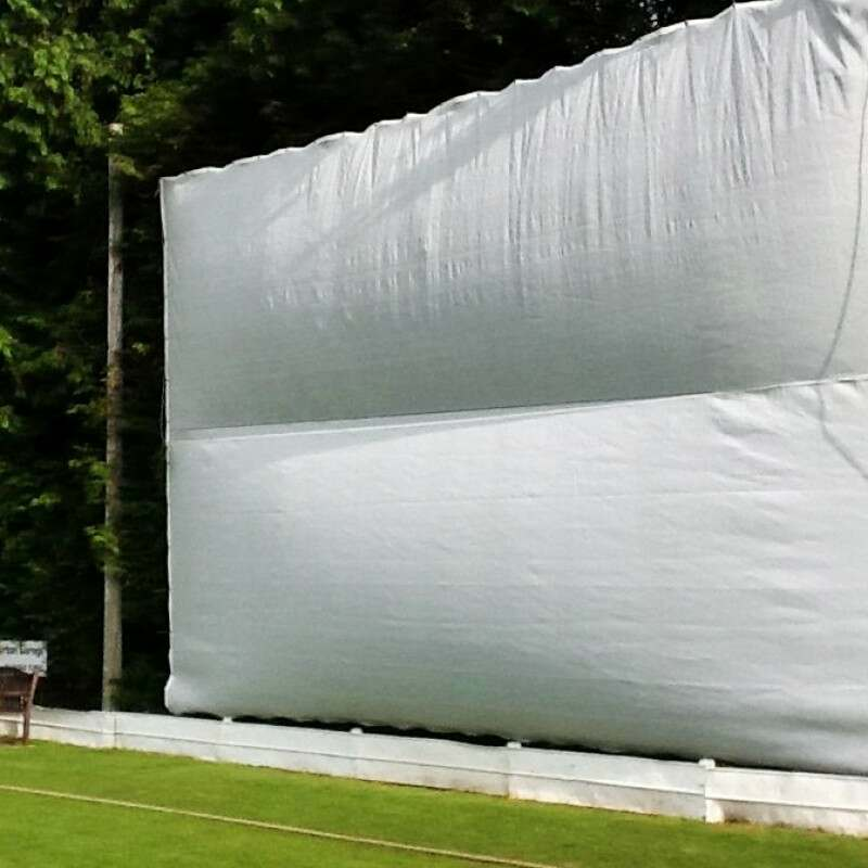 Professional-Grade Sight Screens For Cricket Nets | Net World Sports