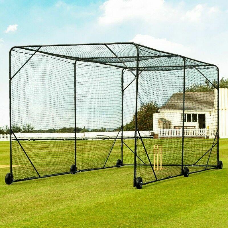 Freestanding FORTRESS Baseball Batting Cage