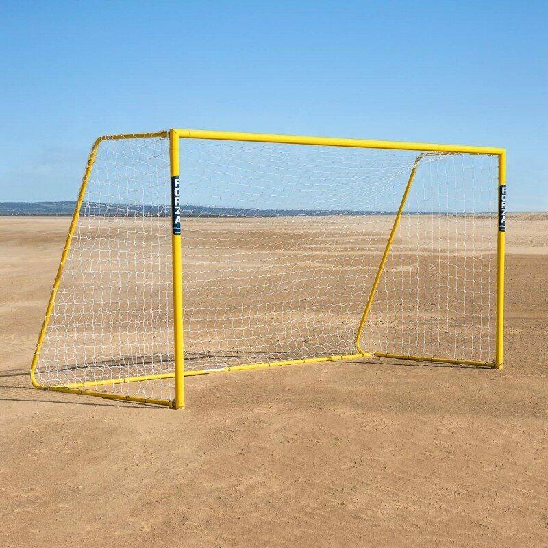 12 x 6 FORZA Folding Beach Soccer Goal | Net World Sports
