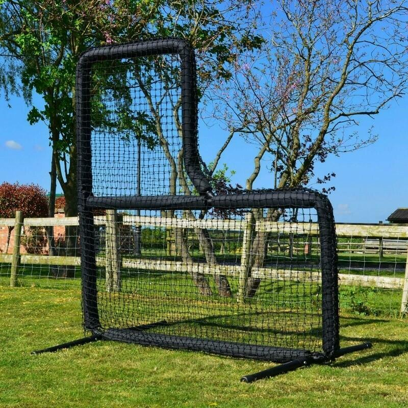 Professional Cricket Protector L-Screen For Cricket Net Sessions   Net World Sports