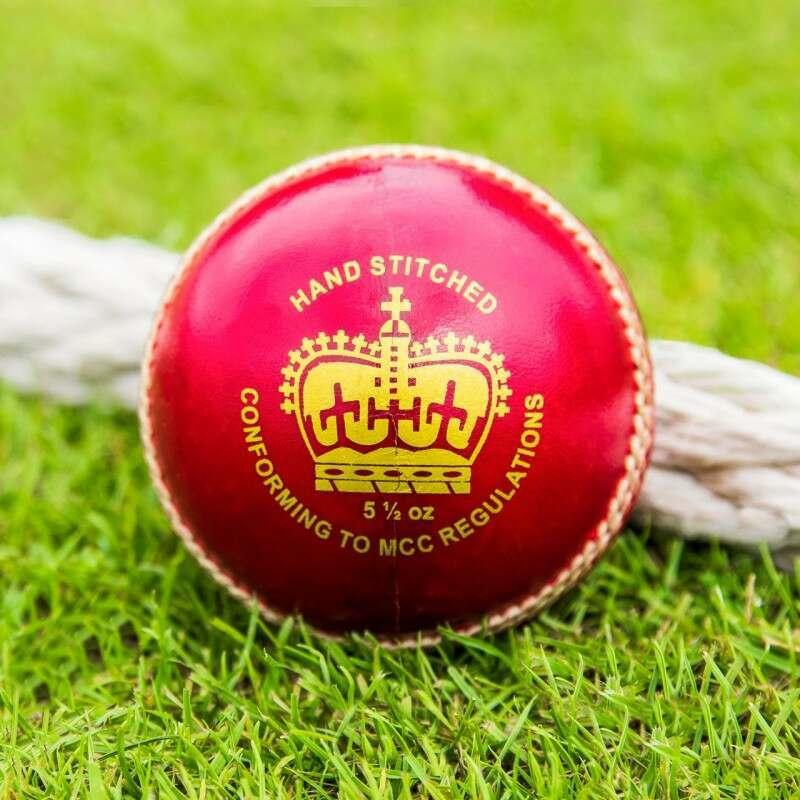 Professional Grade County Crown Cricket Balls | Net World Sports