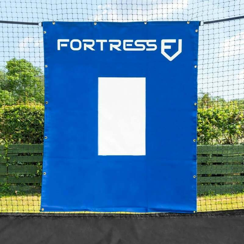 FORTRESS Baseball Net Saver | Net World Sports