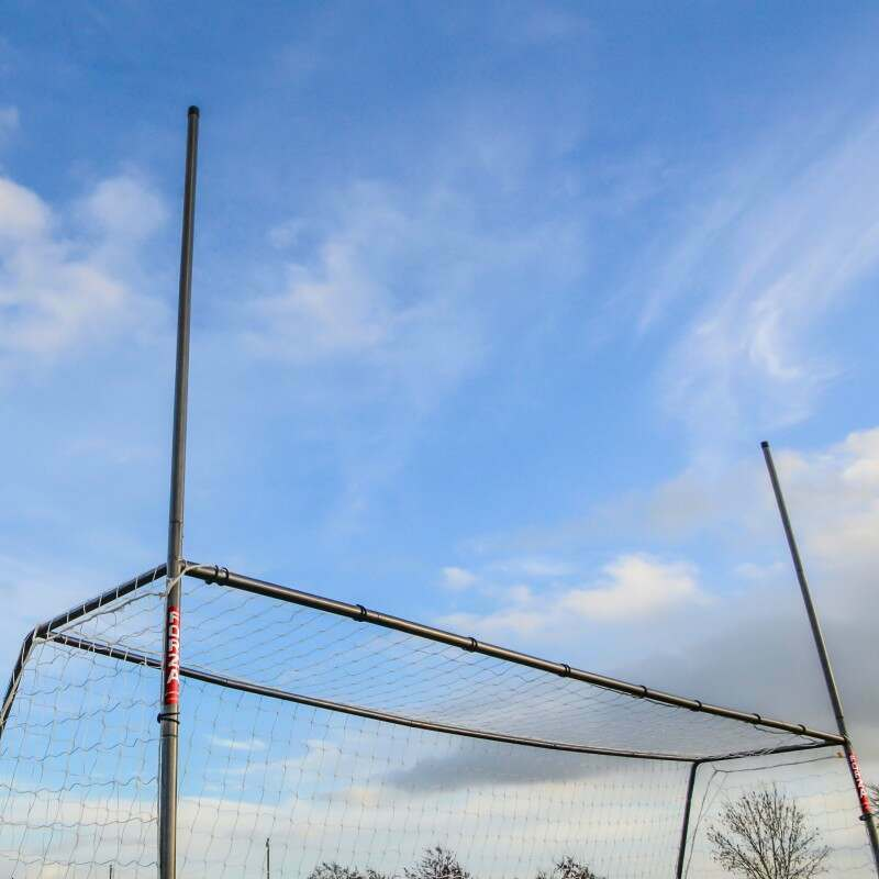 GAA Goal Posts With Extendable Uprights | Net World Sports