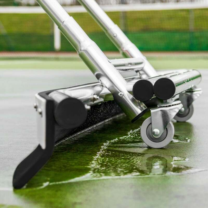 Rain Shuttle | Tennis Court Squeegee | Tennis Court Cleaner | Vermont Sports