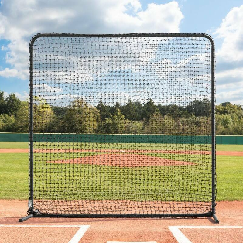 FORTRESS Square Baseball Screen 7ft x 7ft | Net World Sports