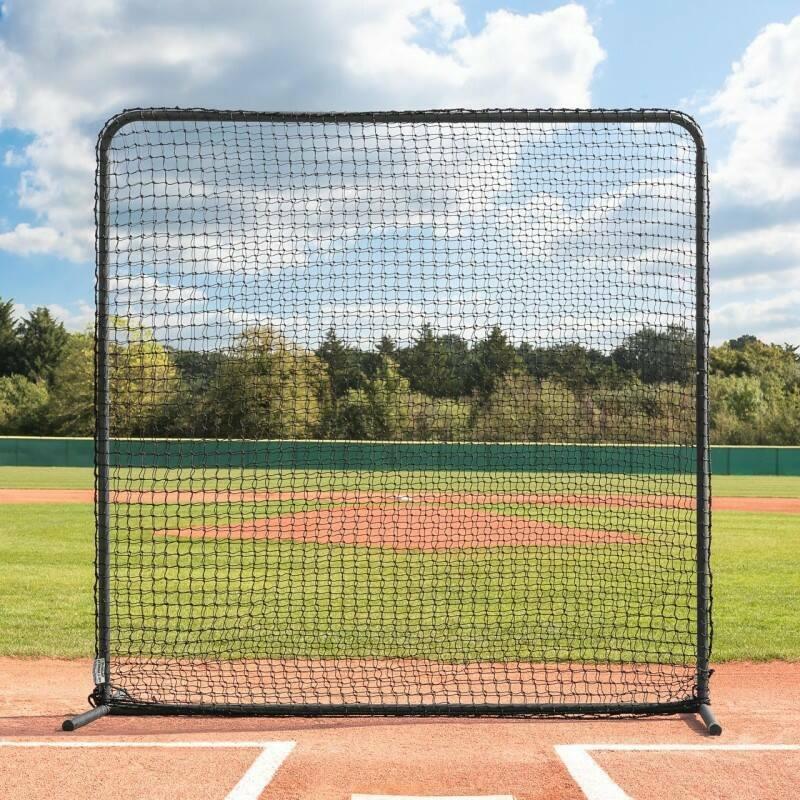 FORTRESS Square Baseball Screen 7ft x 7ft | Net World Sports