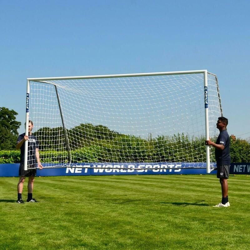 Full Size Freestanding Football Goals | Football Goals