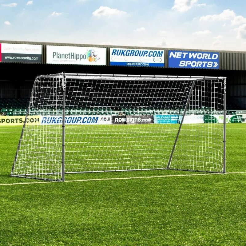ef8bd3d11 12 x 6 FORZA Steel42 Soccer Goal | Net World Sports