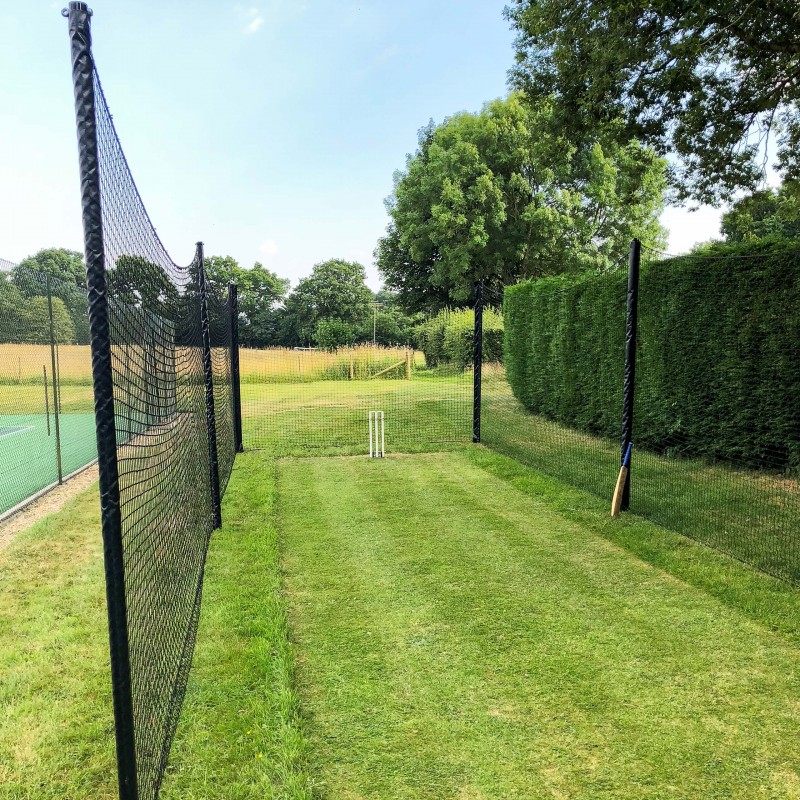 Removable Cricket Netting System