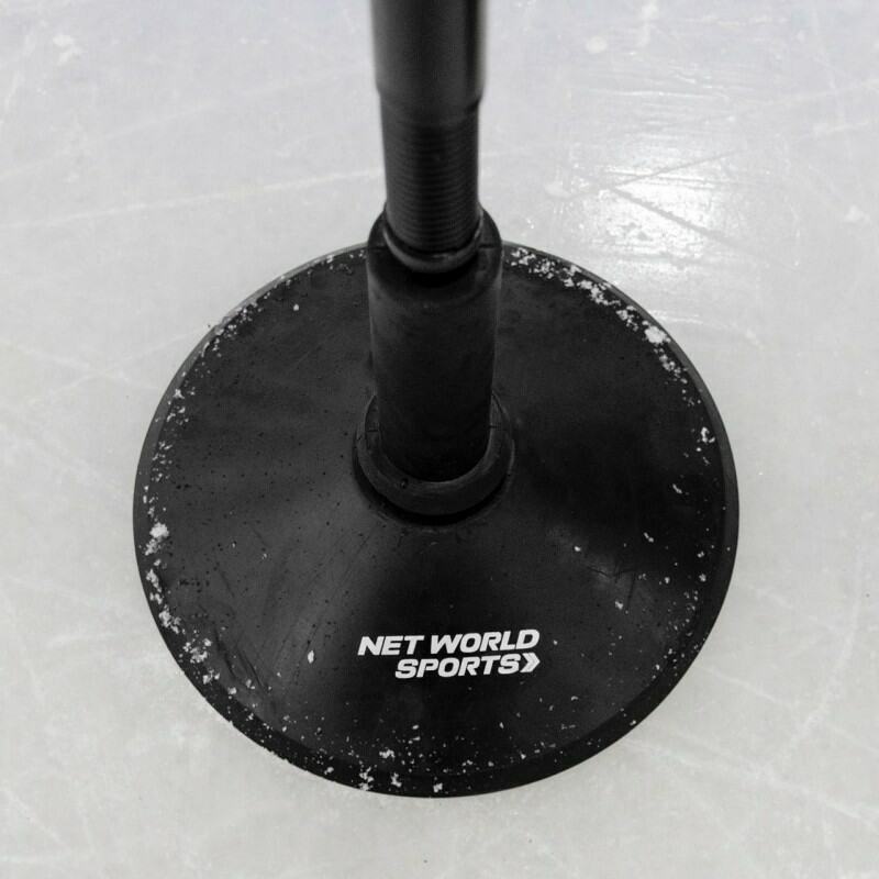 Weighted Ice Hockey Pole Bases