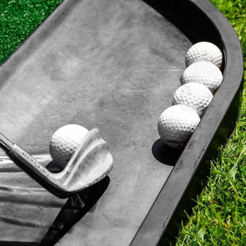FORB Rubber Golf Ball Tray | Golf Ball Holder