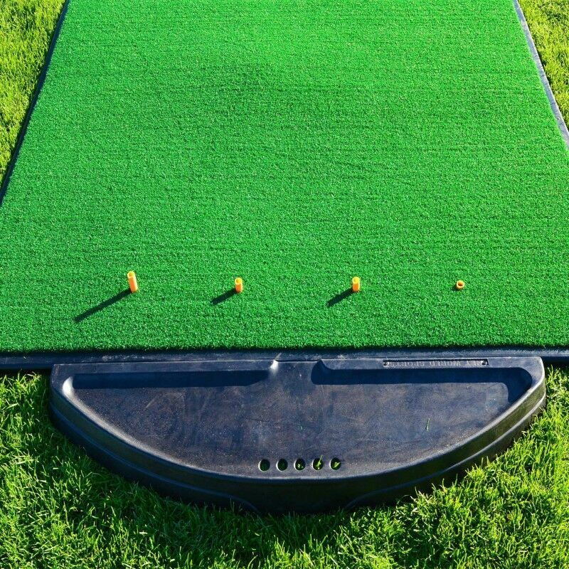 FORB Rubber Golf Ball Tray