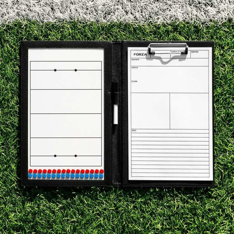 Handheld Rugby Coaching Folder