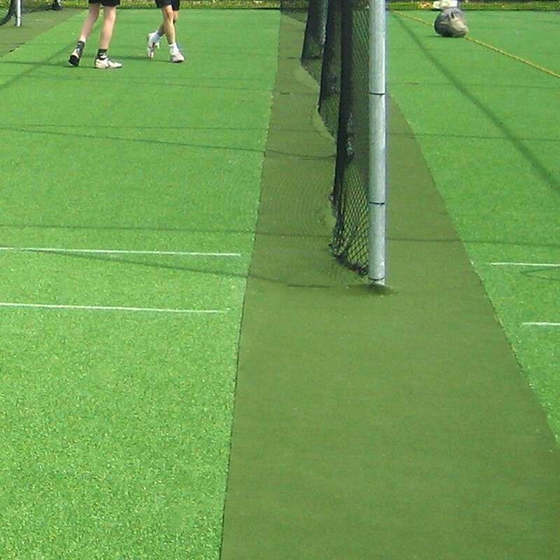 Run-Up/Surround Cricket Matting - 2m Wide (Outdoor/Indoor)