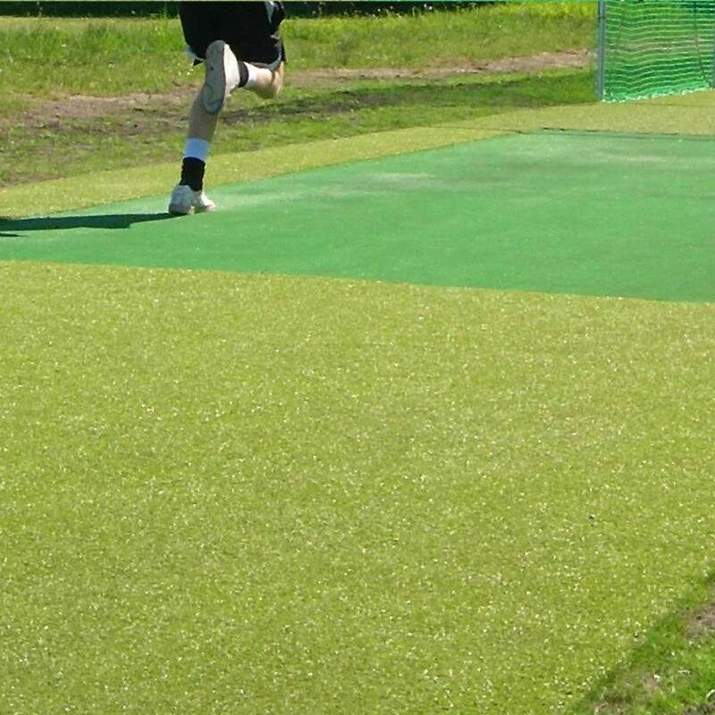 Premium Quality Run-Up/Surround Cricket Matting - 4m Wide