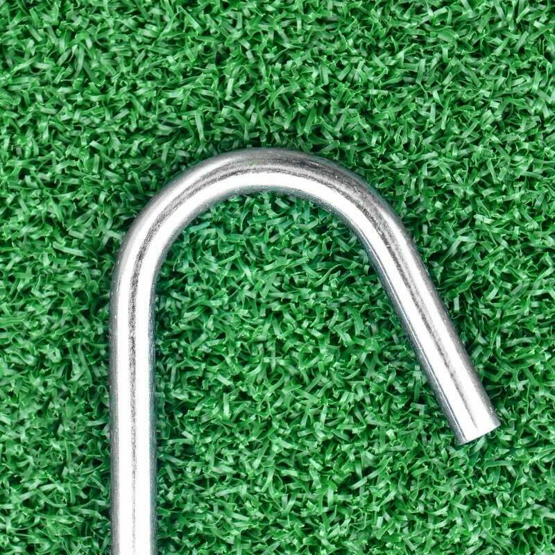 Sports Net Hooks For Easy Grass Cutting