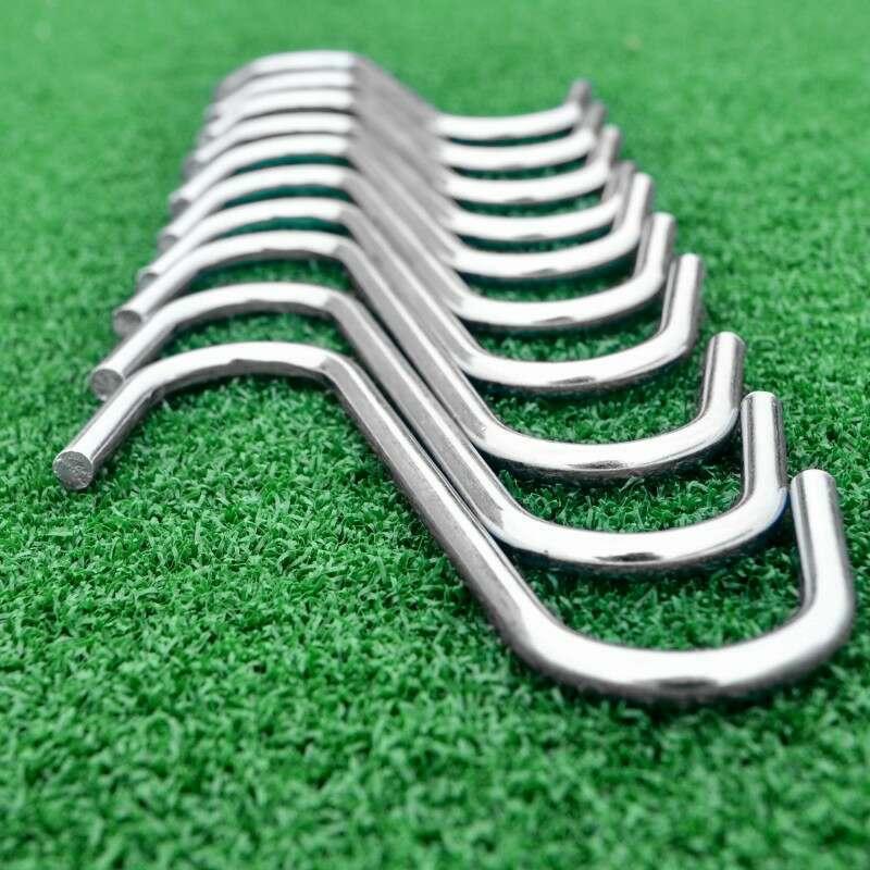 Steel Sports Hooks