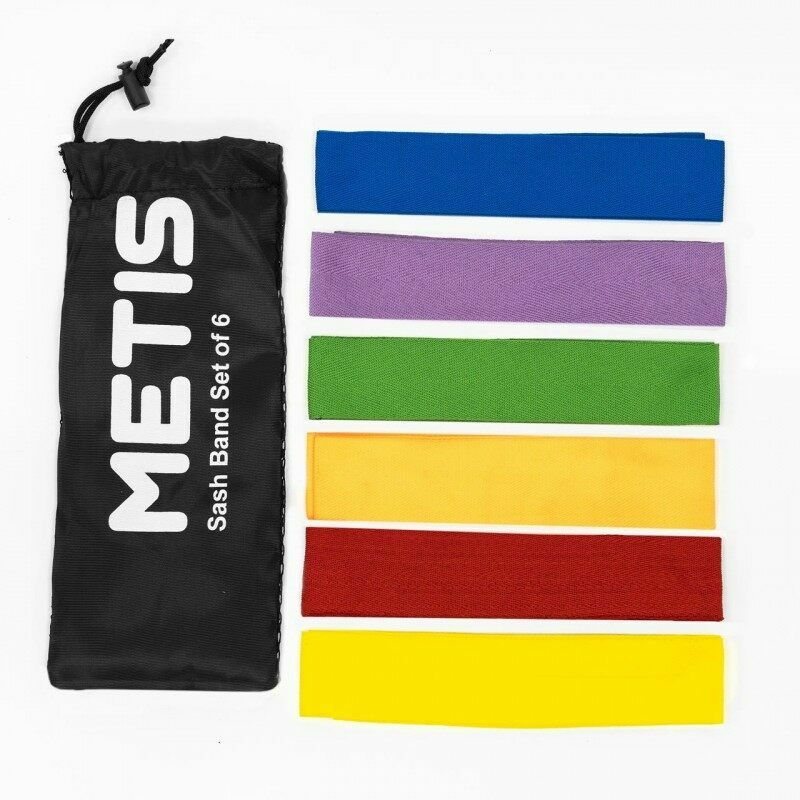 METIS Team Bands [Pack of 6] | Net World Sports
