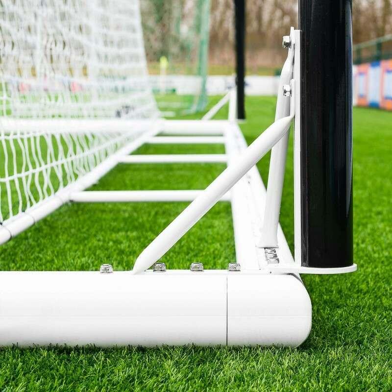 High Quality 12 x 6 Stadium Box Football Goal