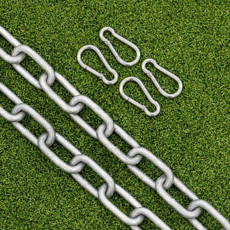 Snaphooks For Goal To Fence Chain Anchors