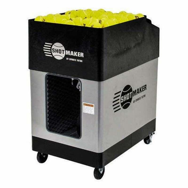 Shotmaker Tennis Ball Machine | Tennis Ball Machine | Tennis Ball Launcher | Net World Sports