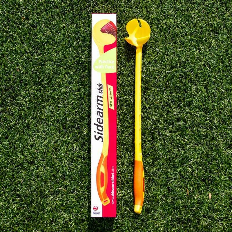 Sidearm Cricket Ball Thrower For Cricket Training Sessions | Net World Sports