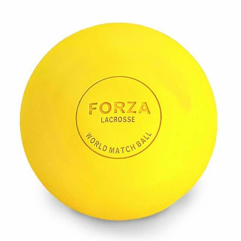 FORZA Lacrosse Massage Ball   Net World Sports