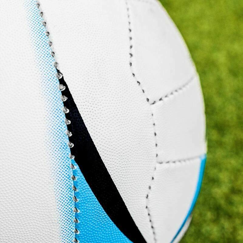 Textured Match Netballs For Improved Grip