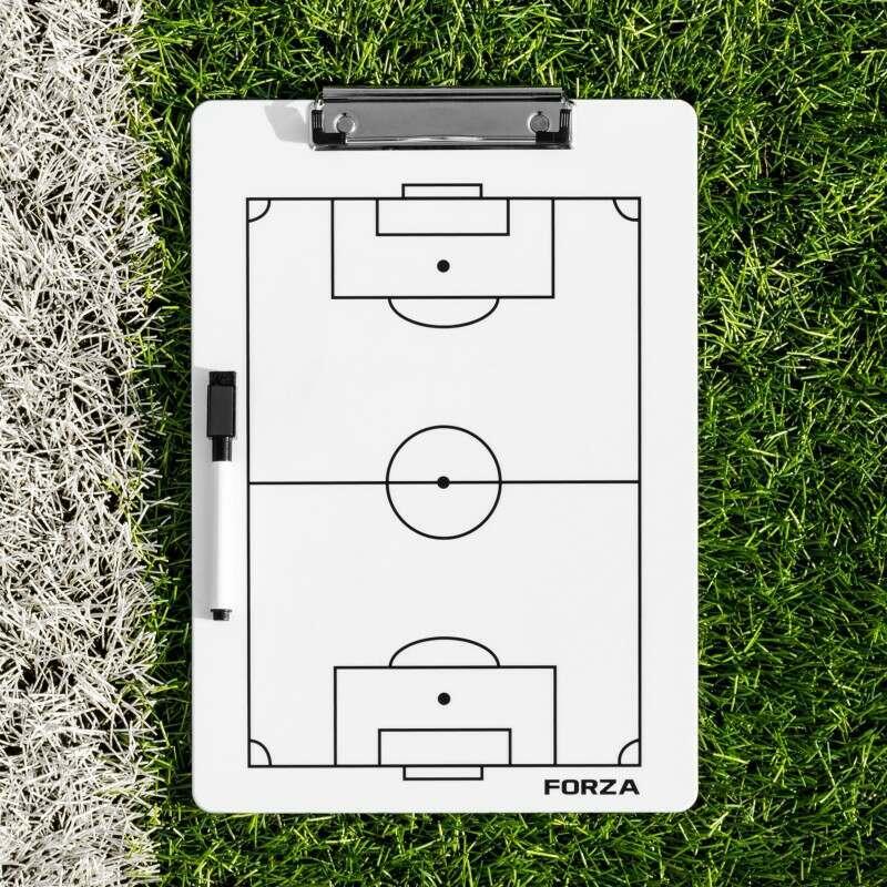 Soccer Coaching Tactics Clipboard