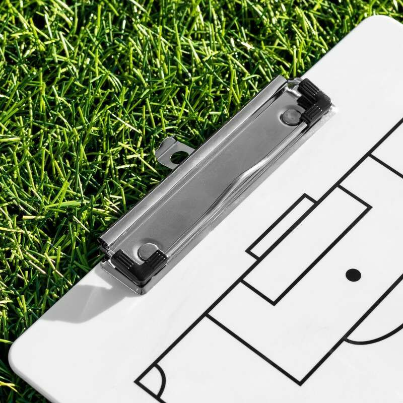 Clip For Holding Tactical Soccer Notes