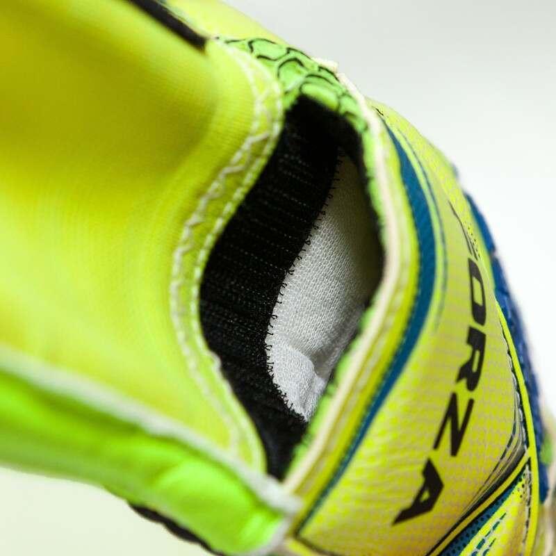 Removable Finger Protection For Goalkeeper Gloves