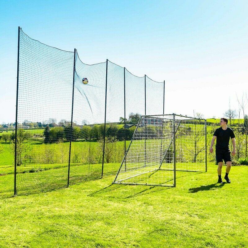 Weatherproof Ball Stop System