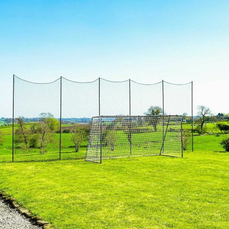 Stop That Ball System | Ball Stop Netting | Net World Sports