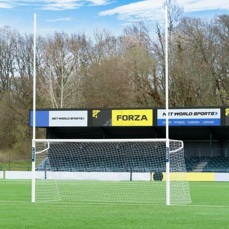 FORZA Alu110 Socketed GAA Goal | Net World Sports