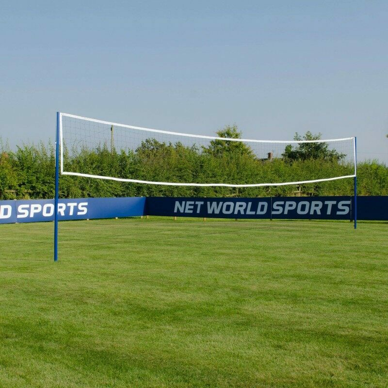 ProCourt Badminton/Volleyball Socketed Posts | Net World Sports