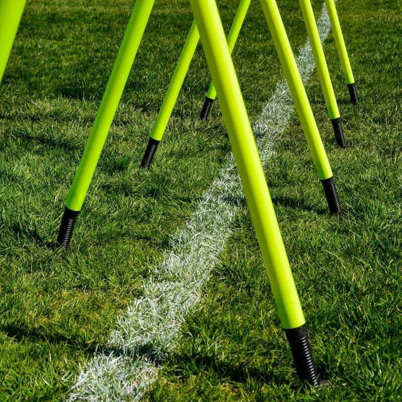 FORZA Slalom Training Poles for Fitness Drills