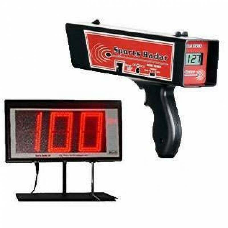 Sports Ball Radar Speed Gun - SR3600 - LED Display