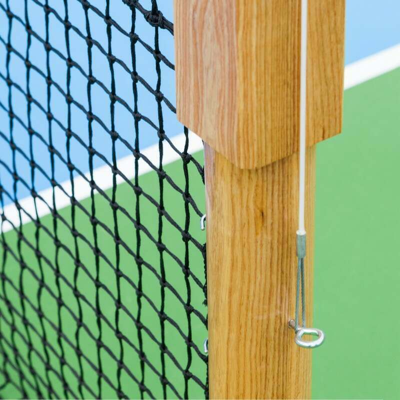 Stainless Steel Hook For Tennis Net Headline Wire Cable | Net World Sports