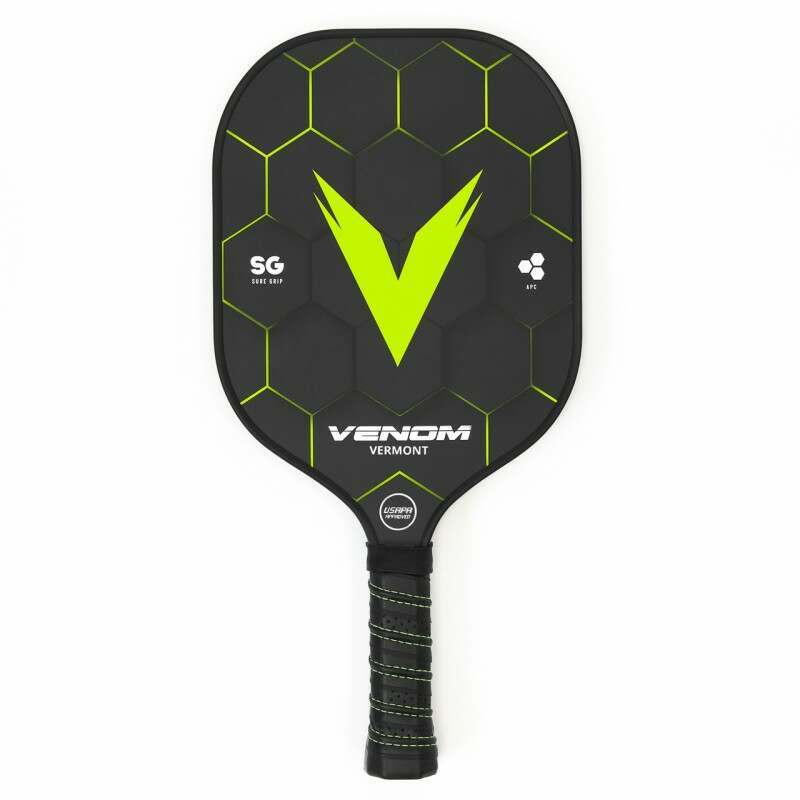 Vermont Venom Pickleball Paddle | Net World Sports