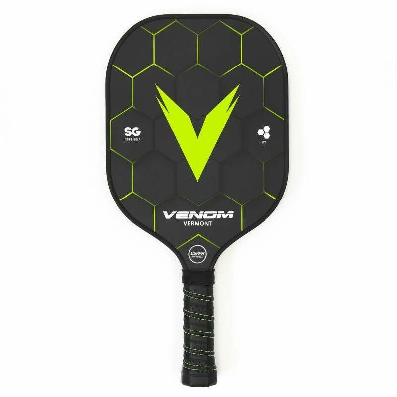 Vermont Venom Pickleball Paddle | Net World Sports