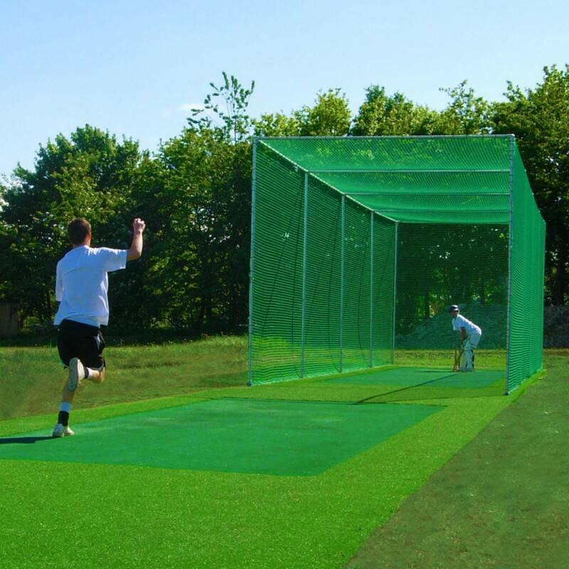 Custom Made Cricket Batting Enclosure Nets