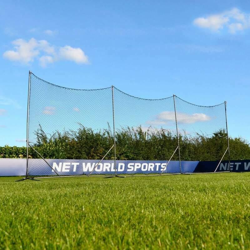 Field Lacrosse Backstop System | Lacrosse Ball Stop Netting