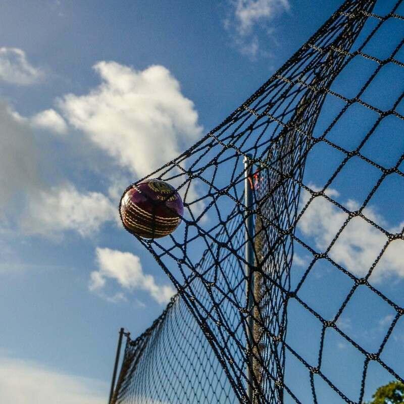 Lacrosse Backstop Wall Nets | Field Lacrosse Equipment